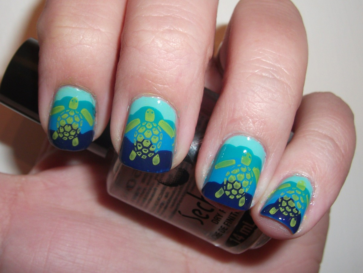 Tropical nail art for summer season - Armenian News - Tert.am