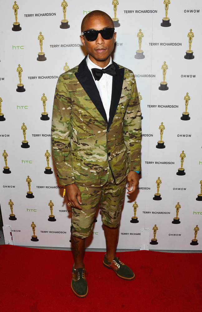 41 Outfits That Prove Pharrell's Style Is Out Of This ...