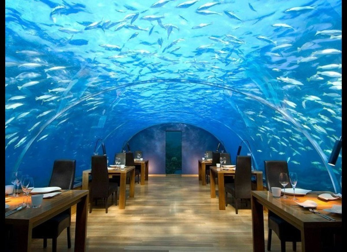 the world's most expensive restaurant is where? | huffpost
