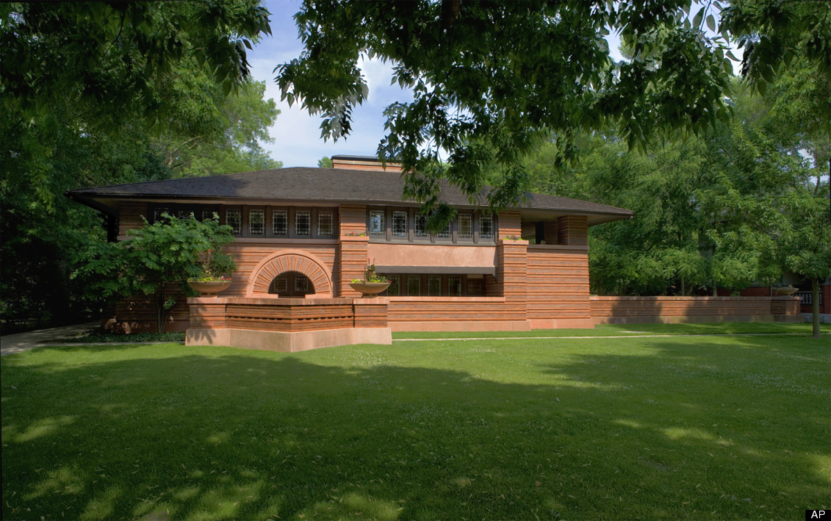 Frank lloyd wright died 55 years ago but his legacy lives for Frank lloyd wright houses