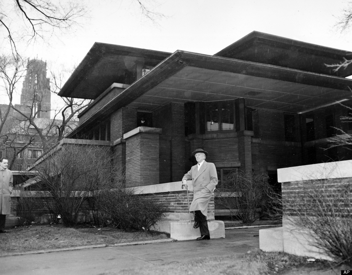 the new architecture principles essay by frank lloyd wright The influence of japan on frank lloyd wright frank uoyd jr, the work of frank lloyd wright, architecture review frank lloyd wright, a testament (new.