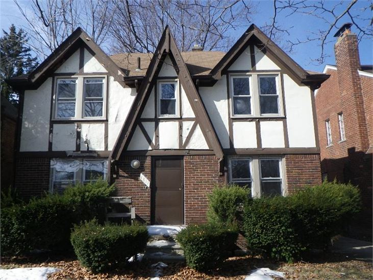 Detroit Is Auctioning Off Incredible Old Homes For 1 000
