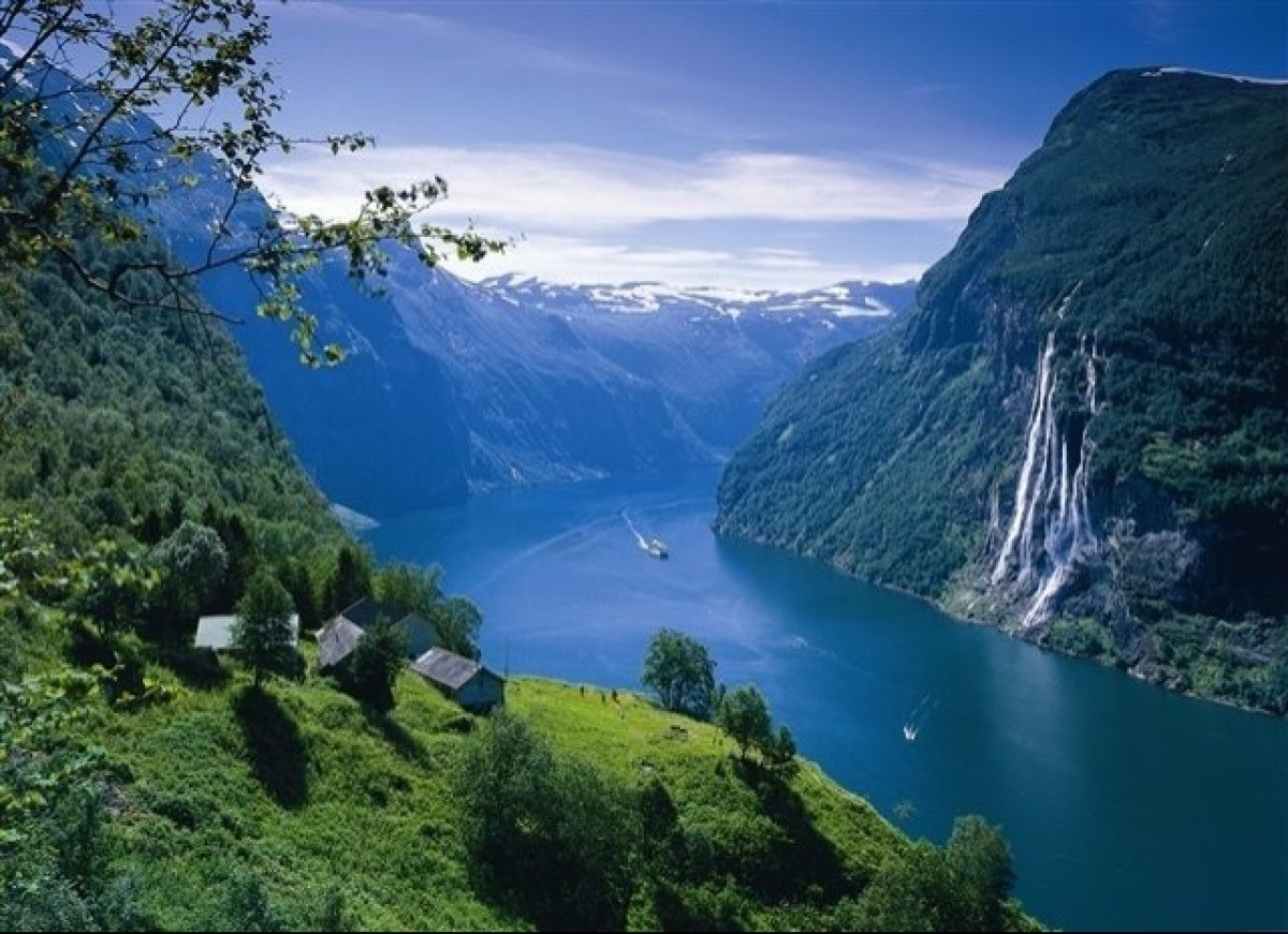 Norway S Floating Snowflake Hotel Is A Five Star Fjord Paradise