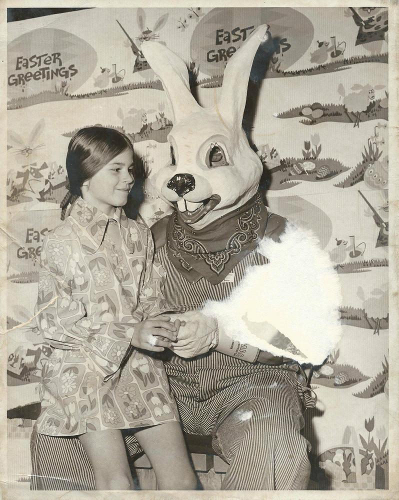 Scary Easter Bunny Photos Plain wrong easter bunnies
