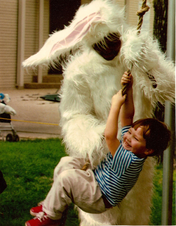 19 Creepy, Terrifying And Just Plain Wrong Easter Bunnies | The ...