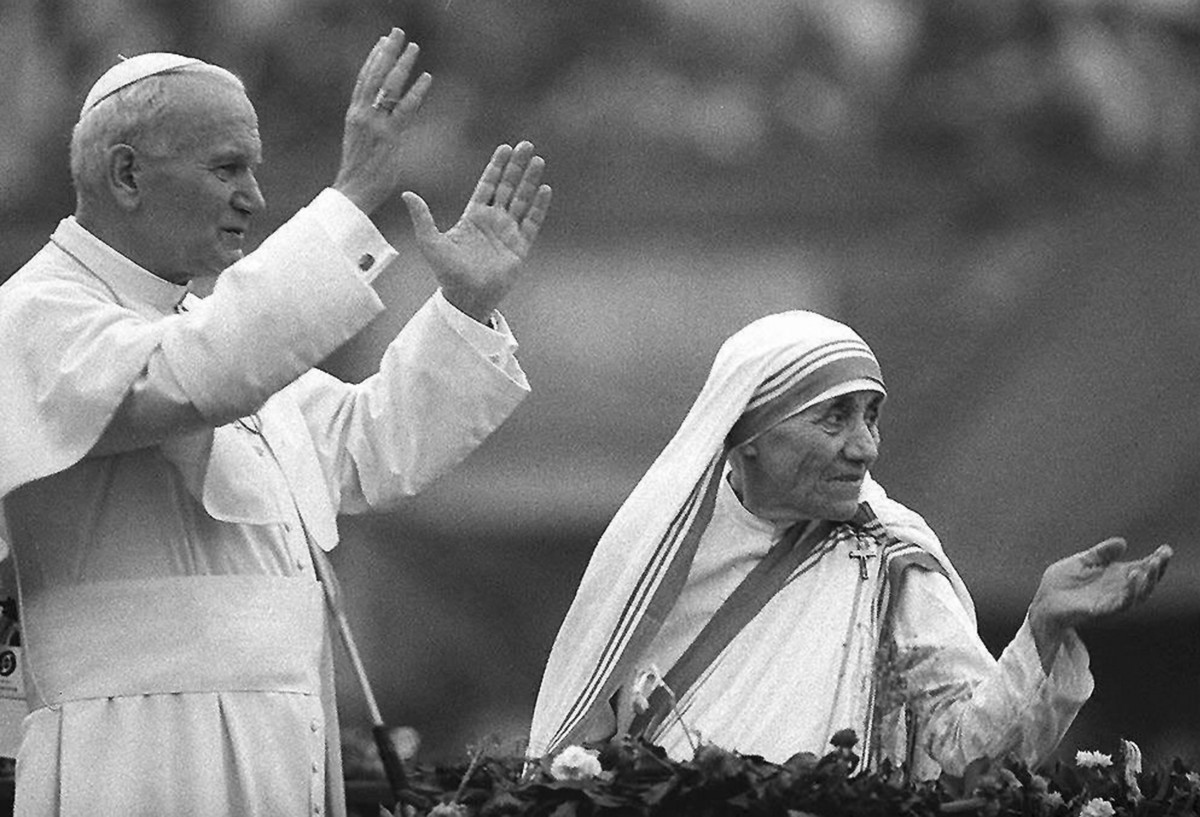 A Shout Out to Saint John Paul II — Abigail Benjamin