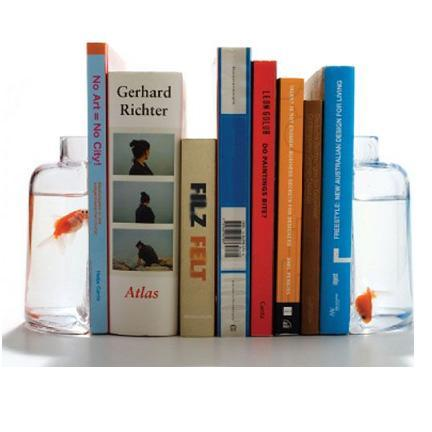 Image Gallery Science Bookends
