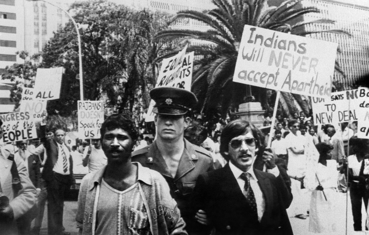 The 1980s and the crisis of Apartheid