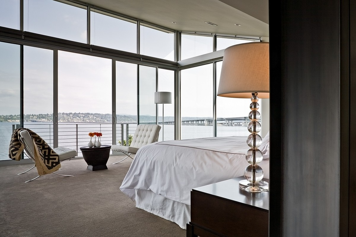 these 10 beautiful bedrooms have some of the most incredible views photos - Beautiful Bedrooms