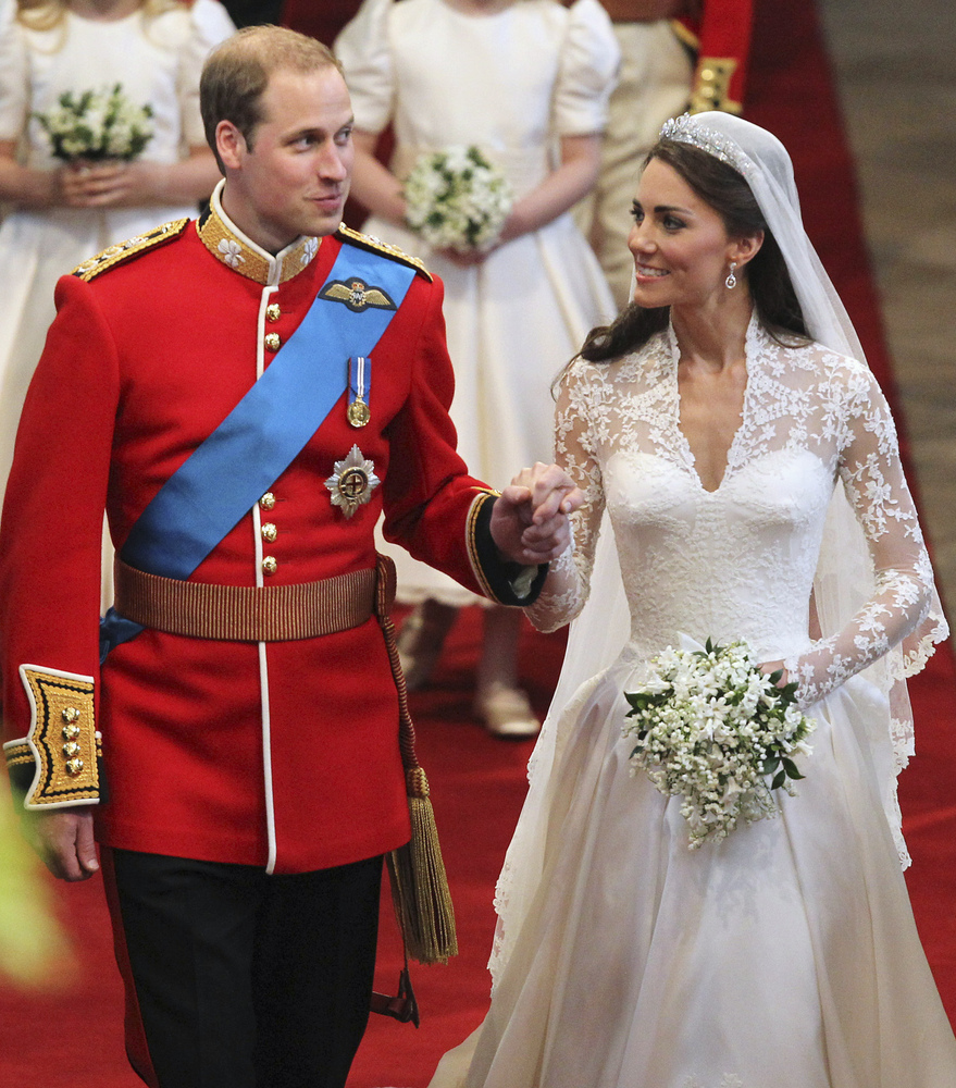 Royal Wedding Wear Crossword : Royal baby due to arrive on william and kate s fourth wedding
