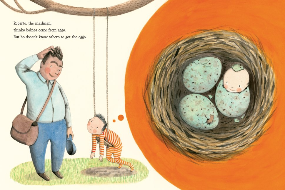 'The Baby Tree' Tells Kids Where Babies Come From So Parents Don't Have To