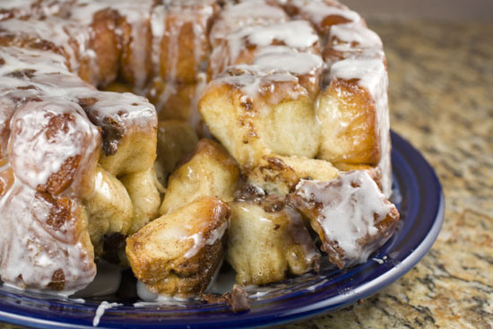 Get the Chocolate Chip Monkey Bread recipe from Macheesmo