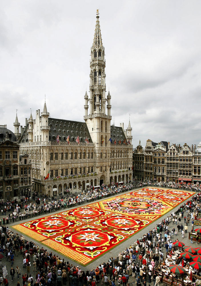Daily Life In The Heart Of Europe: Belgium (PHOTOS)
