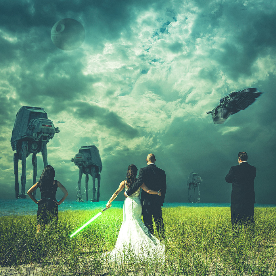Husband May The 4th Be With You: May The 4th Be With You, Especially On Your Wedding Day