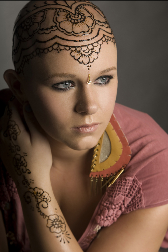 ideas for breast cancer awareness photo shoot - What It s Like to Live With Alopecia