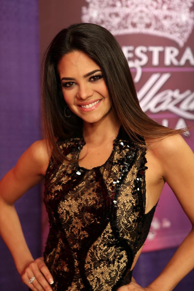 Dominicana Geisha Montes Fue Eliminada De Nuestra Belleza