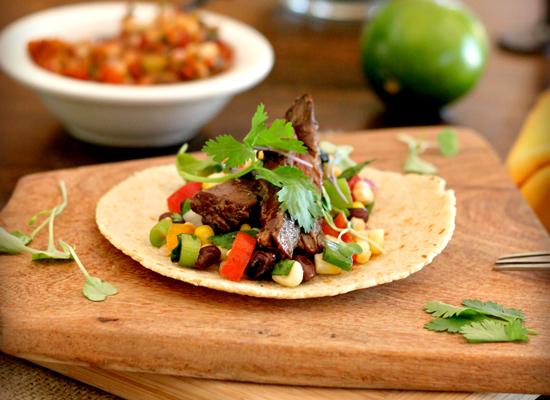 Chipotle Steak Tacos Recipe — Dishmaps