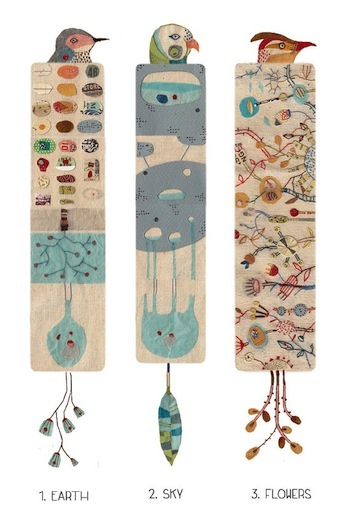 23 creative bookmarks to make sure you pick up where you left off huffpost - Bookmark Design Ideas