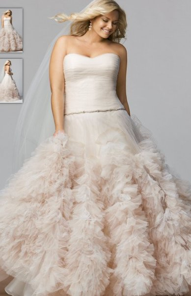 Plus Size Wedding Dresses That Are Absolutely Gorgeous