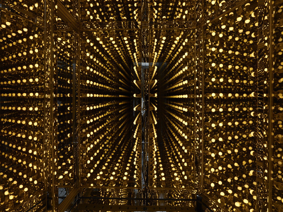 New York s Latest Art Attraction Will Trap You In A Room Of Infinite Mirrors. New York s Latest Art Attraction Will Trap You In A Room Of