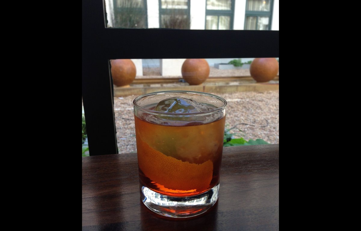 The Oaxacan Negroni Recipe — Dishmaps
