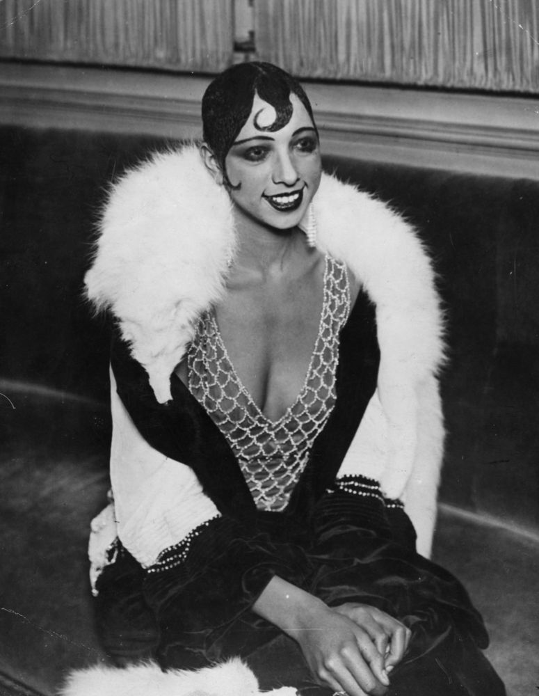 11 Fashion And Beauty Lessons From Josephine Baker That We ... Josephine Baker