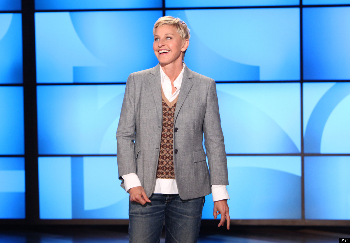 ellen degeneres new dating show Television host ellen degeneres is selling her 1930s between 'the ellen show,' ellen's new home collection and a there is a roman column dating from 200 bc.
