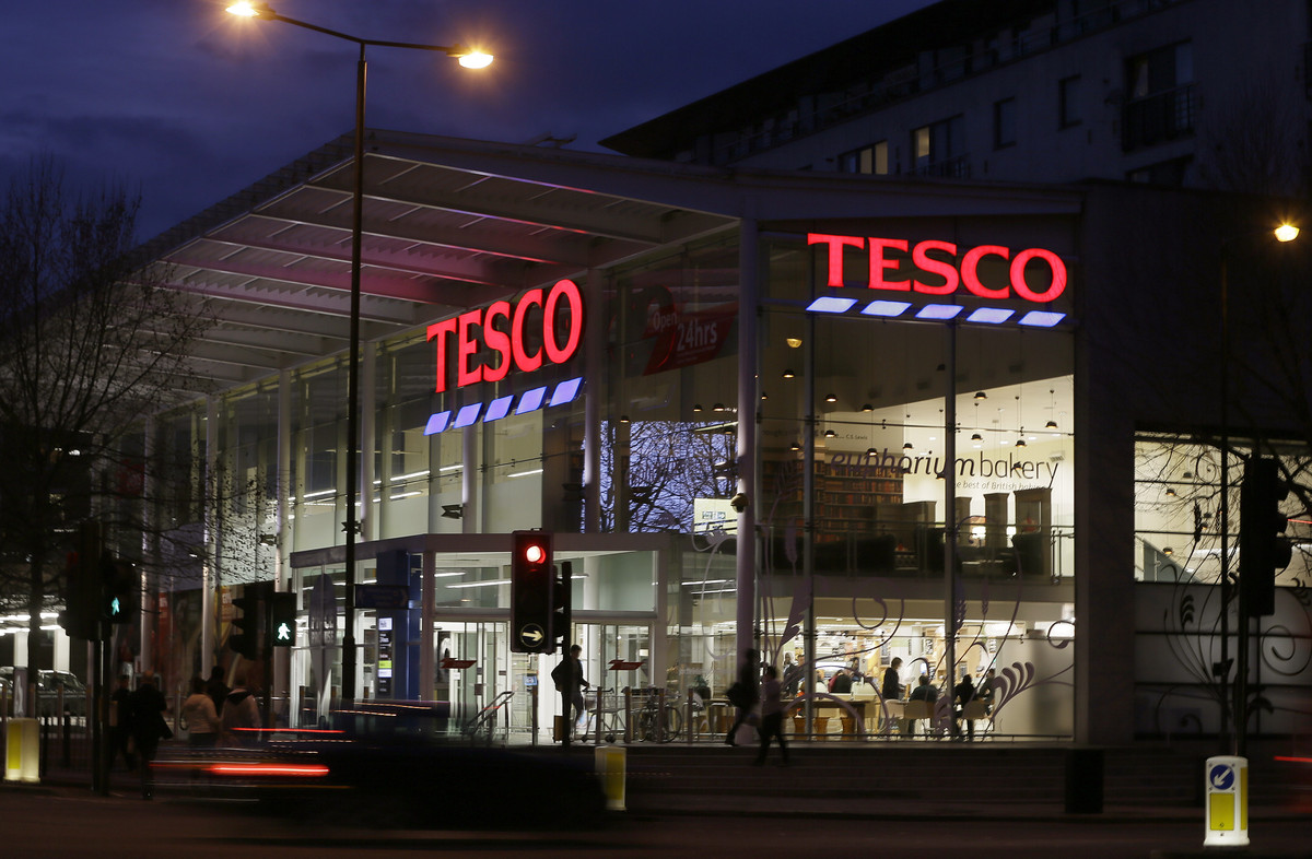 tesco entering the us market (12-2-10) tesco goes tesco announced that it would enter the united states the united states is a different market because it is a developed country and has.