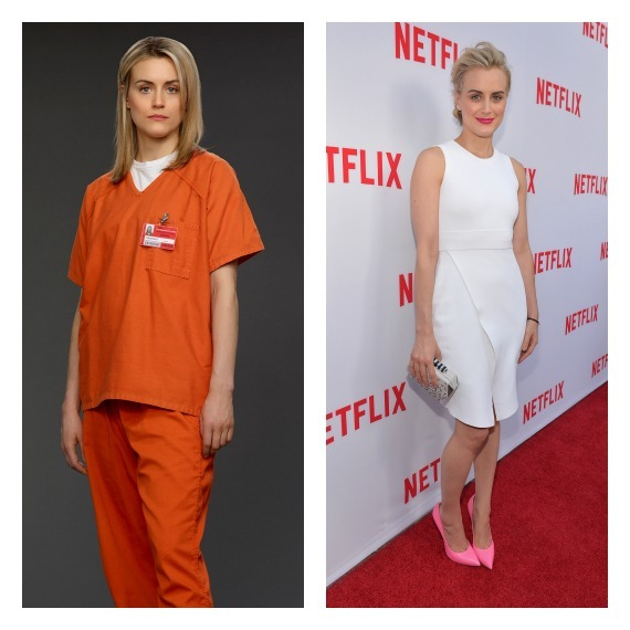 'Orange Is The New Black' Cast Members, On And Off Screen ... Morello Orange Is The New Black Season 2