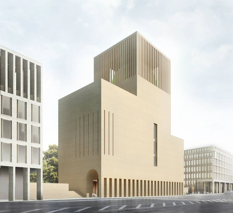 Berlin plans house of one a place where jews muslims and christians will pray under the same roof