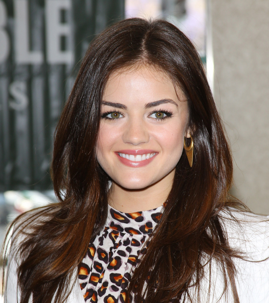 lucy hale extra ordinary