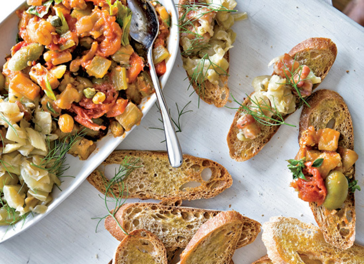 100 times vegetables were the most delicious thing on the