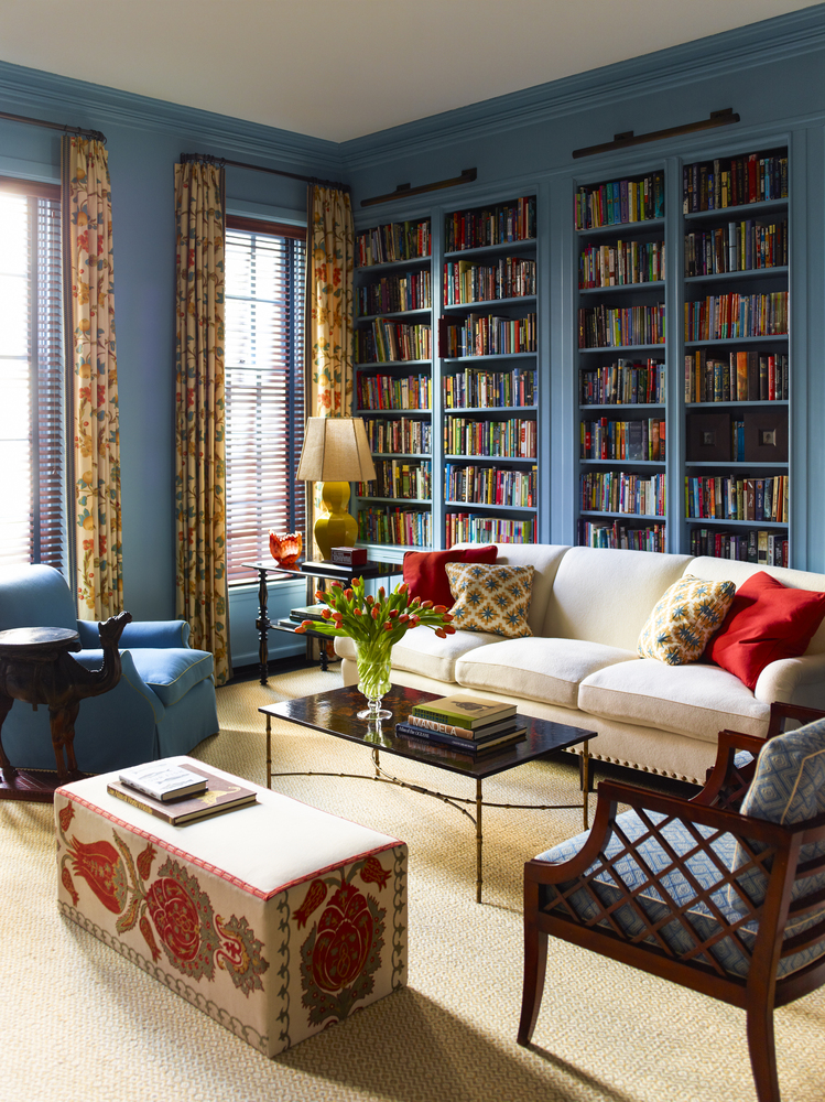Libraries For Living Room: 18 Designers Every Decor Lover Should Know