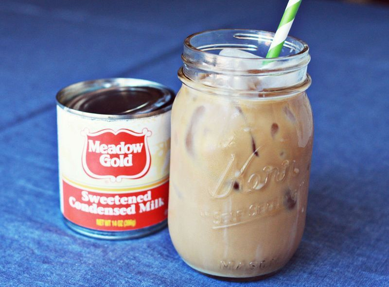 how to make vietnamese coffee with condensed milk