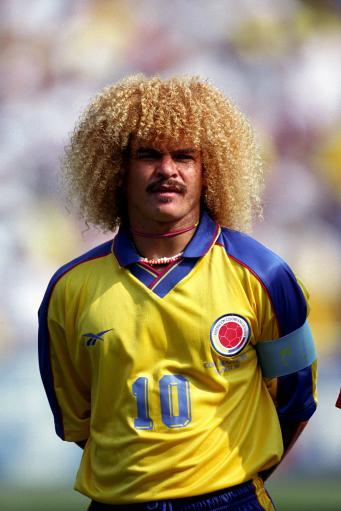 The 27 Worst Hairstyles In Football History Huffpost Uk