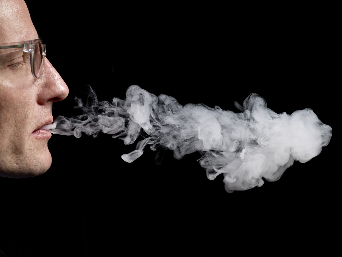 Does a electronic cigarette help quit smoking