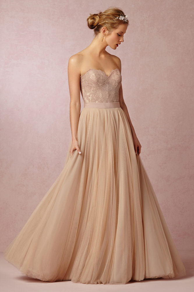 Bhldn39s fall 2014 collection is all things girly and for Beholden wedding dresses