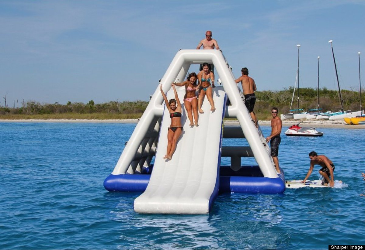 Toys For Adults : Ridiculous summer toys you d have to be stupid rich