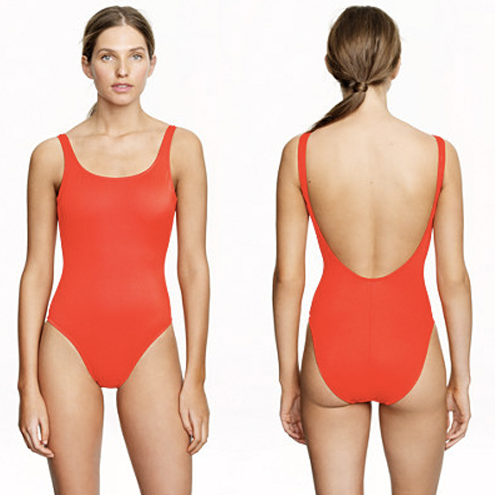 Images 19 One-Piece Swimsuits That Are Sexier Than Bikinis 5 one piece