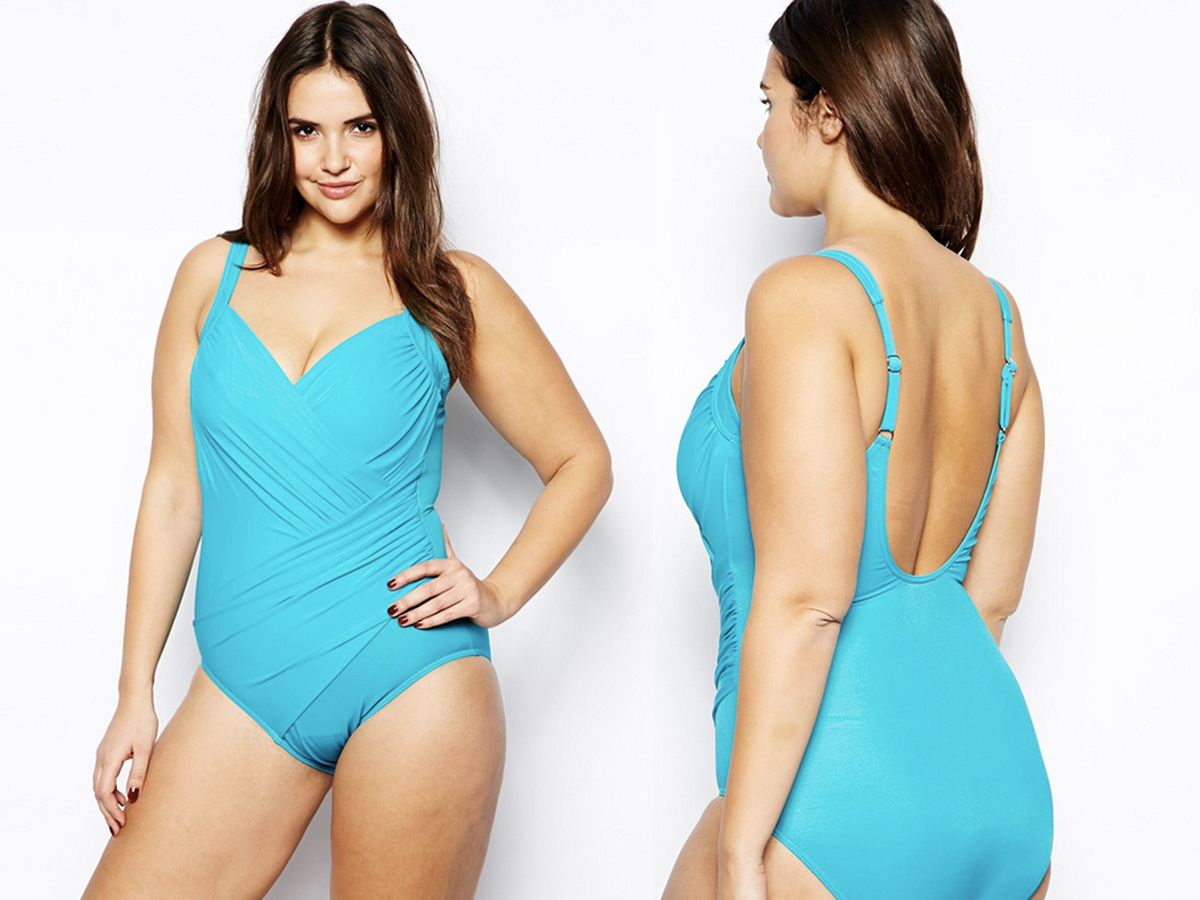 Images 19 One-Piece Swimsuits That Are Sexier Than Bikinis 3 one piece swimsuits