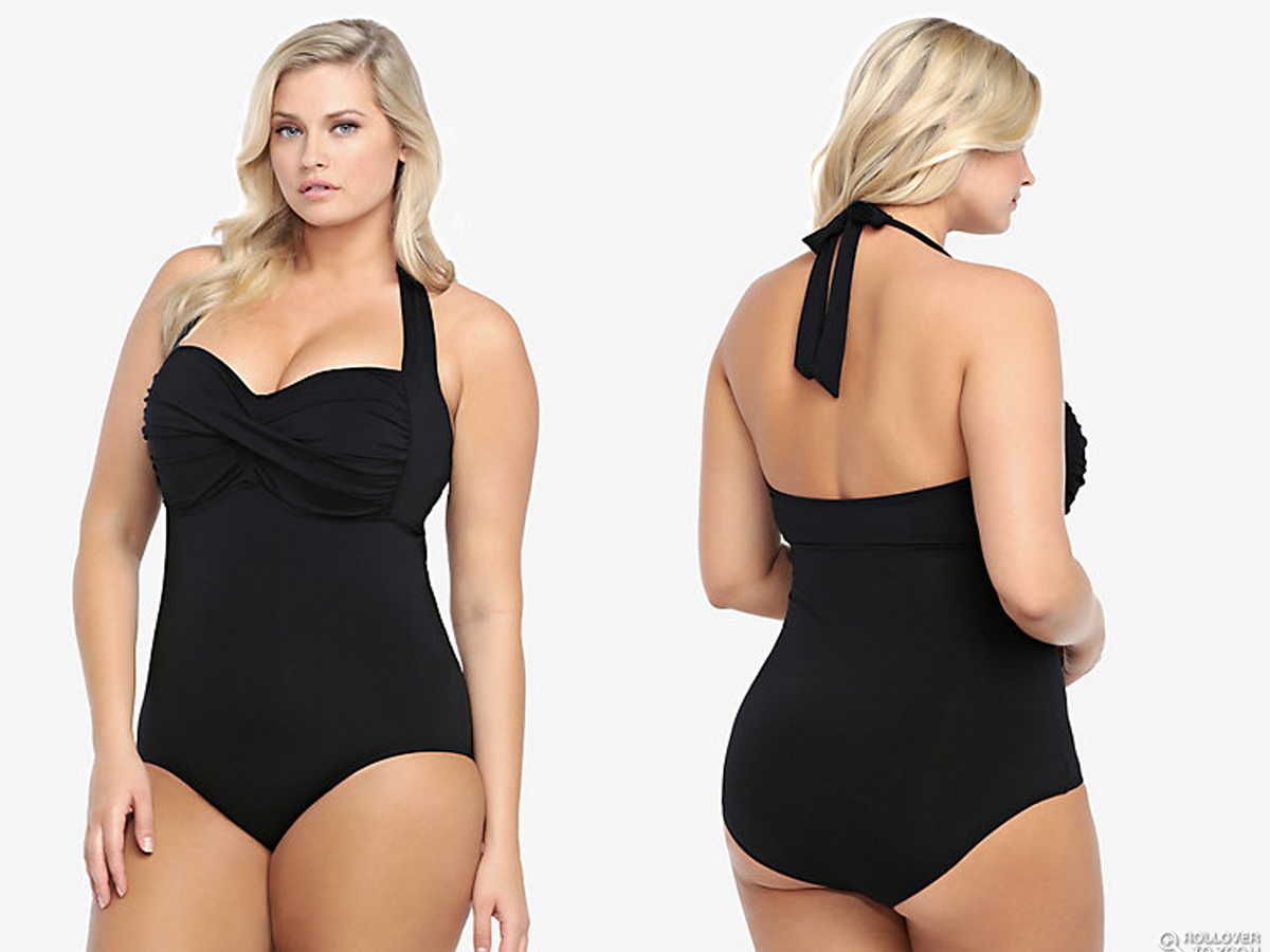 Images 19 One-Piece Swimsuits That Are Sexier Than Bikinis 6 one piece swim