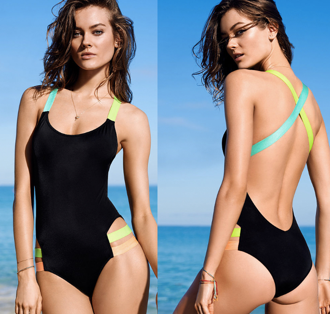 Images 19 One-Piece Swimsuits That Are Sexier Than Bikinis 11 fashion trends