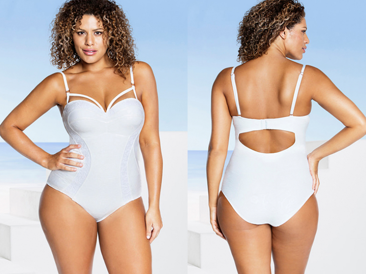 Images 19 One-Piece Swimsuits That Are Sexier Than Bikinis 9 full piece swimsuit