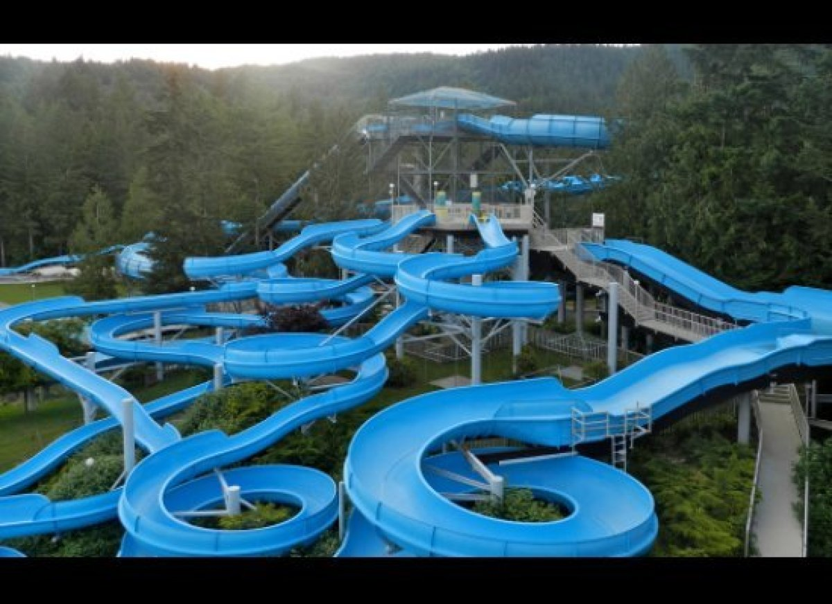 The Biggest Water Park Water - 10 best water parks in the world