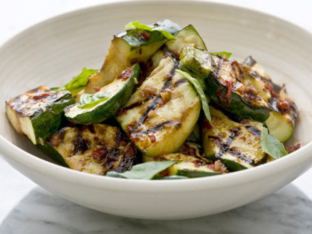 ... You Fall In Love With Zucchini All Over Again | The Huffington Post