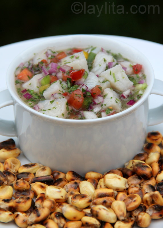 How to make the perfect ceviche and common mistakes to for Fish for ceviche