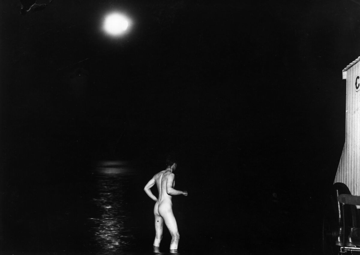 Skinny dipping in regents canal and 11 other pictures of - Bagno di mezzanotte ...