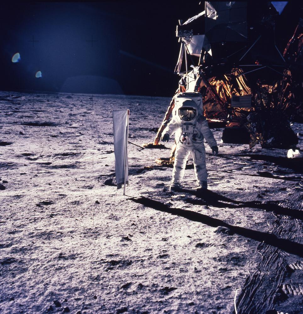 Apollo 11 Moon Landing Pictures: 45 Amazing Photos, 45 Years On Slide_358701_3987049_free