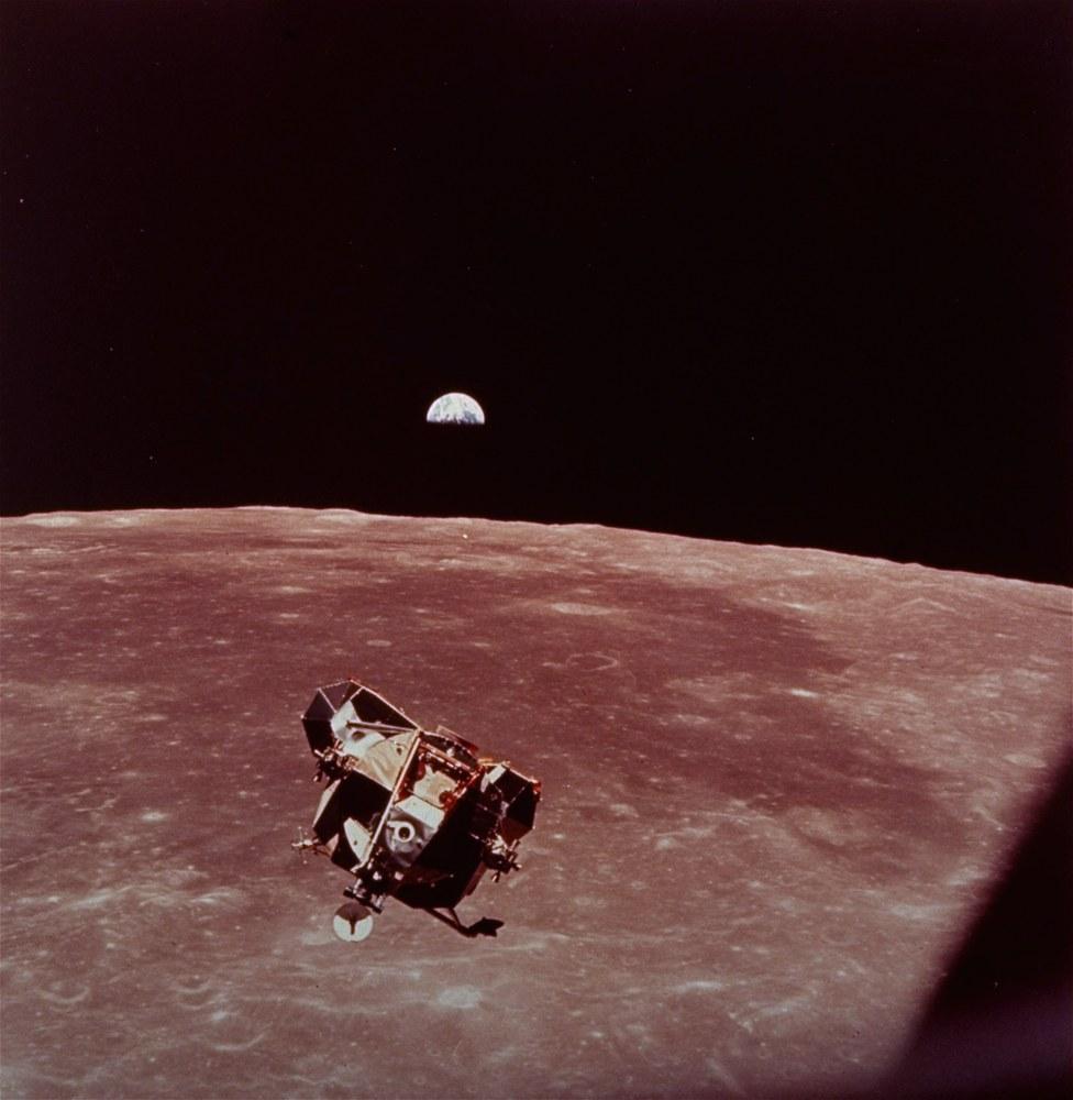 Apollo 11 Moon Landing Pictures: 45 Amazing Photos, 45 Years On Slide_358701_3987060_free