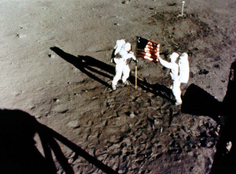 national geographic moon landing hoax - photo #43